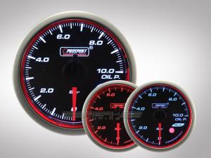 Öldruck WRC HALO Premium Serie 52mm
