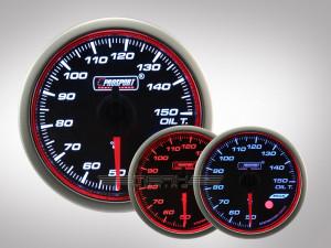 Öltemperatur WRC HALO Premium Serie 52mm