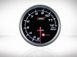 Abgastemperatur Anzeige Racing Serie 80mm