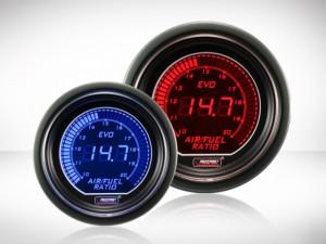 Benzin-Luft -Gemisch Rot/ Blau EVO Serie 52mm