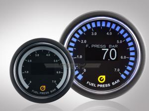 Benzindruckanzeige VLS-OLED Serie 52mm