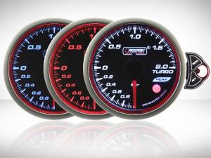 Ladedruck TRC HALO Premium Serie 52mm