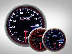Breitbandanzeige WRC HALO Premium Serie