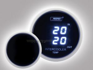 Ladeluftkühler Dual Serie 52mm
