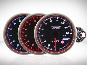 Abgastemperatur TRC HALO Premium Serie 52mm