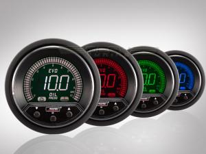 Öldruck Anzeige EVO Premium Serie 52mm