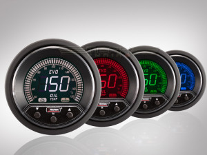Öltemperatur Anzeige EVO Premium Serie 52mm