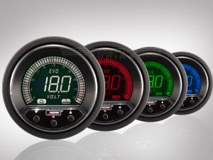 Voltmeter EVO Premium Serie 52mm