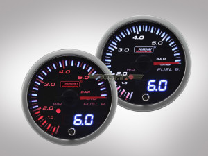 Benzindruck JDM Premium Serie 52mm