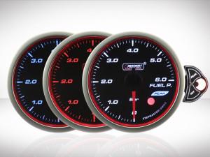 Benzindruck TRC HALO Premium Serie 52mm