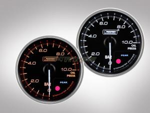 Öldruckanzeige Supreme Premium Serie 52mm