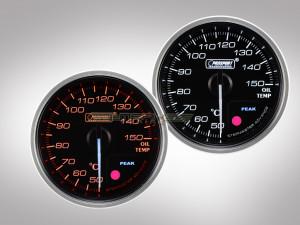 Öltemperatur Anzeige Supreme Premium Serie 60mm