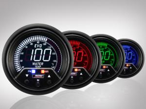Wassertemperatur Anziege EVO Premium Serie 60mm