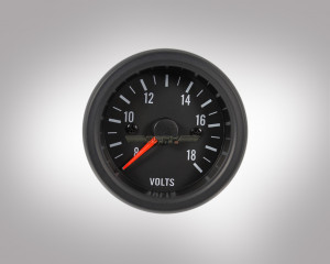 Voltmeter Classic Serie 52mm