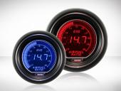 Benzin-Luft -Gemisch Anzeige Rot/ Blau EVO Serie 52mm