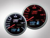 Prosport 4in1 Ladedruck Anzeige (inkl. Öldruck, Öltemperatur, Volt)