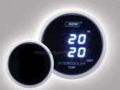 Ladeluftkühler Temperaturanzeige Dual Serie 52mm