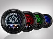 Drehzahlmesser EVO Premium Serie