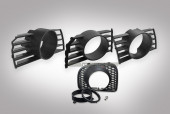 Instrumentenhalter für Lüftungsgitter VW Golf