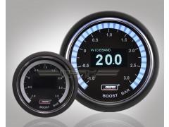 Breitband und Ladedruckanzeige Dual OLED Serie 52mm
