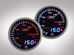 Öltemperatur JDM Premium Serie 60mm