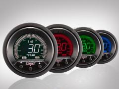 Ladedruck Anzeige EVO Premium Serie 52mm